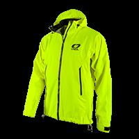 TSUNAMI Rain Jacket hi-viz XXL - Pulsschlag Bike+Sport