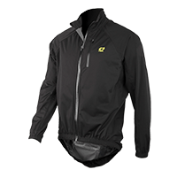 MONSOON Stretch Rain Jacket black L - Pulsschlag Bike+Sport
