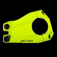 BARETTA EVO Stem 31,8 / 40 mm neon yellow - Pulsschlag Bike+Sport