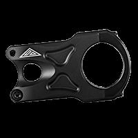 THE ROCK FAT35 Stem 34,9mm/45mm black - Pulsschlag Bike+Sport