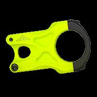 THE ROCK FAT35 Stem 34,9mm/45mm neon yellow - Pulsschlag Bike+Sport