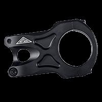 THE ROCK Stem 31,8 / 45mm black - Pulsschlag Bike+Sport
