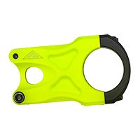 THE ROCK Stem 31,8 / 45mm neon yellow - Pulsschlag Bike+Sport
