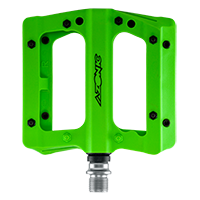 Blaze Pedal Neon Green - Pulsschlag Bike+Sport