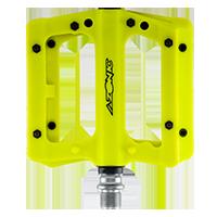 BLAZE Pedal Neon Yellow - Pulsschlag Bike+Sport