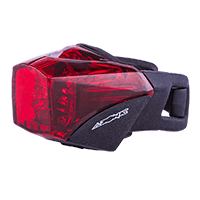 Banjo Rear Light Battery STVZO LED - Radmarkt Weimar
