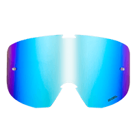 Spare Lens B1 RL Goggle Radium blue, Tear-Off Pins - bike´n soul Shop