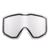 Spare Double Lens B1 RL Goggle clear-antifog, Tear-Off Pins - bike´n soul Shop