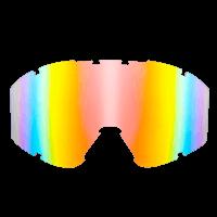 Spare Lens B2 RL Goggle Radium red antifog-antiscratch, tear off pins - bike´n soul Shop