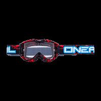 B1 RL Goggle ICEBREAKER red/blue clear - bike´n soul Shop