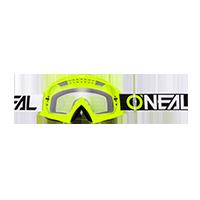 B-10 Goggle TWOFACE hi-viz - clear - Pulsschlag Bike+Sport