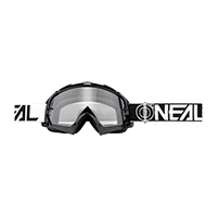 B-10 Goggle TWOFACE black - clear - Pulsschlag Bike+Sport