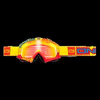 B-Flex Goggle ETR yellow/red/radium - bike´n soul shop saalbach hinterglemm