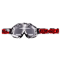 B-Flex Goggle HENDRIX black/white clear - bike´n soul Shop