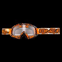 B-Flex Goggle HENDRIX black/orange clear - bike´n soul Shop