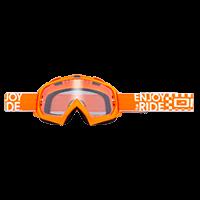 B-Flex Goggle LAUNCH orange clear - bike´n soul shop saalbach hinterglemm