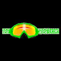 B-Flex Goggle LAUNCH green/radium - bike´n soul Shop