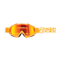 B-Flex Goggle LAUNCH orange/radium - bike´n soul shop saalbach hinterglemm