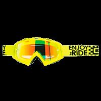 B-Flex Goggle LAUNCH fluo yellow/radium - bike´n soul shop saalbach hinterglemm