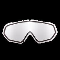 SpareDoubleLens B-Flex Goggle clear antifog-antiscratch,tear off pins - bike´n soul shop saalbach hinterglemm