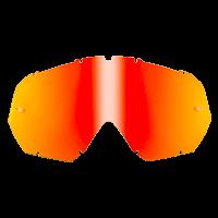 Spare lens B-Flex Goggle Radium red antifog-antiscratch, tear off pins - bike´n soul Shop