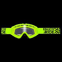 B-Zero Goggle neon yellow 10pcs box - bike´n soul Shop