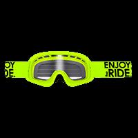 B-Youth Goggle RL neon yellow - bike´n soul Shop