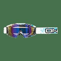 B2 RL Goggle SPRAY white/radium - bike´n soul Shop