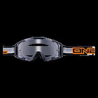 B2 RL Goggle THREESIXZERO black/clear - bike´n soul shop saalbach hinterglemm