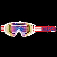 B2 RL Goggle THREESIXZERO white/radium - bike´n soul Shop