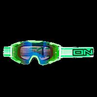 B2 RL Goggle THREESIXZERO green/radium - bike´n soul Shop