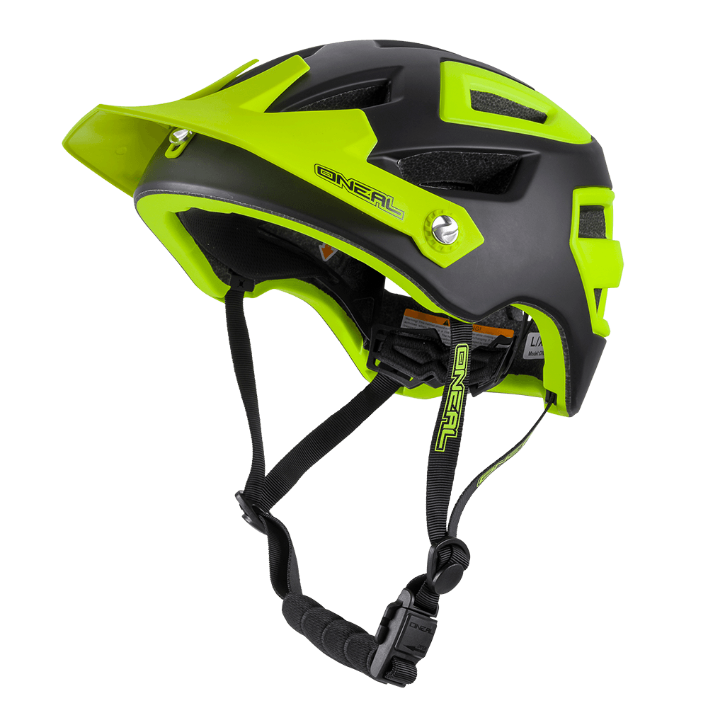 PIKE Helmet black/yellow L/XL (58-61cm) - PIKE Helmet black/yellow L/XL (58-61cm)