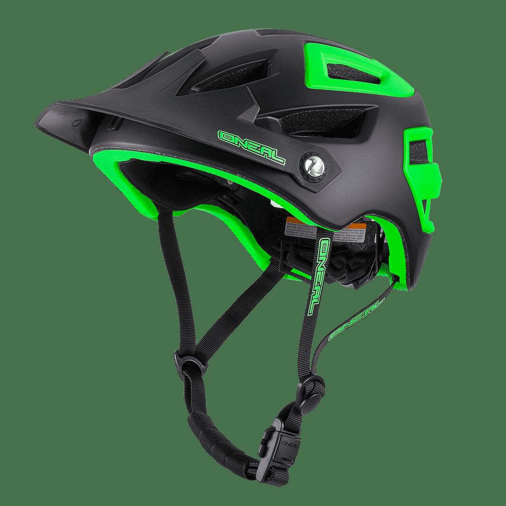 PIKE Helmet black/green L/XL (58-61cm) - PIKE Helmet black/green L/XL (58-61cm)