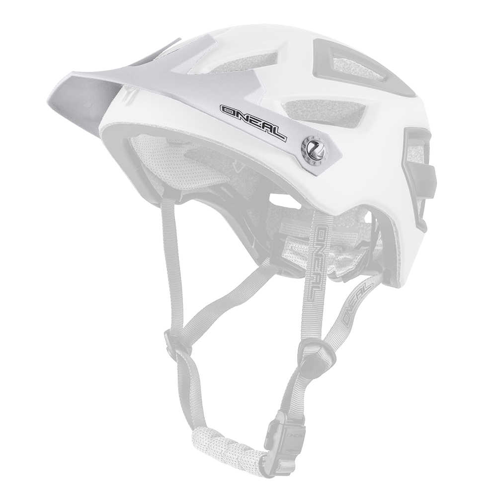 Visiera Casco MTB O'Neal PIKE  BLACK/WHITE