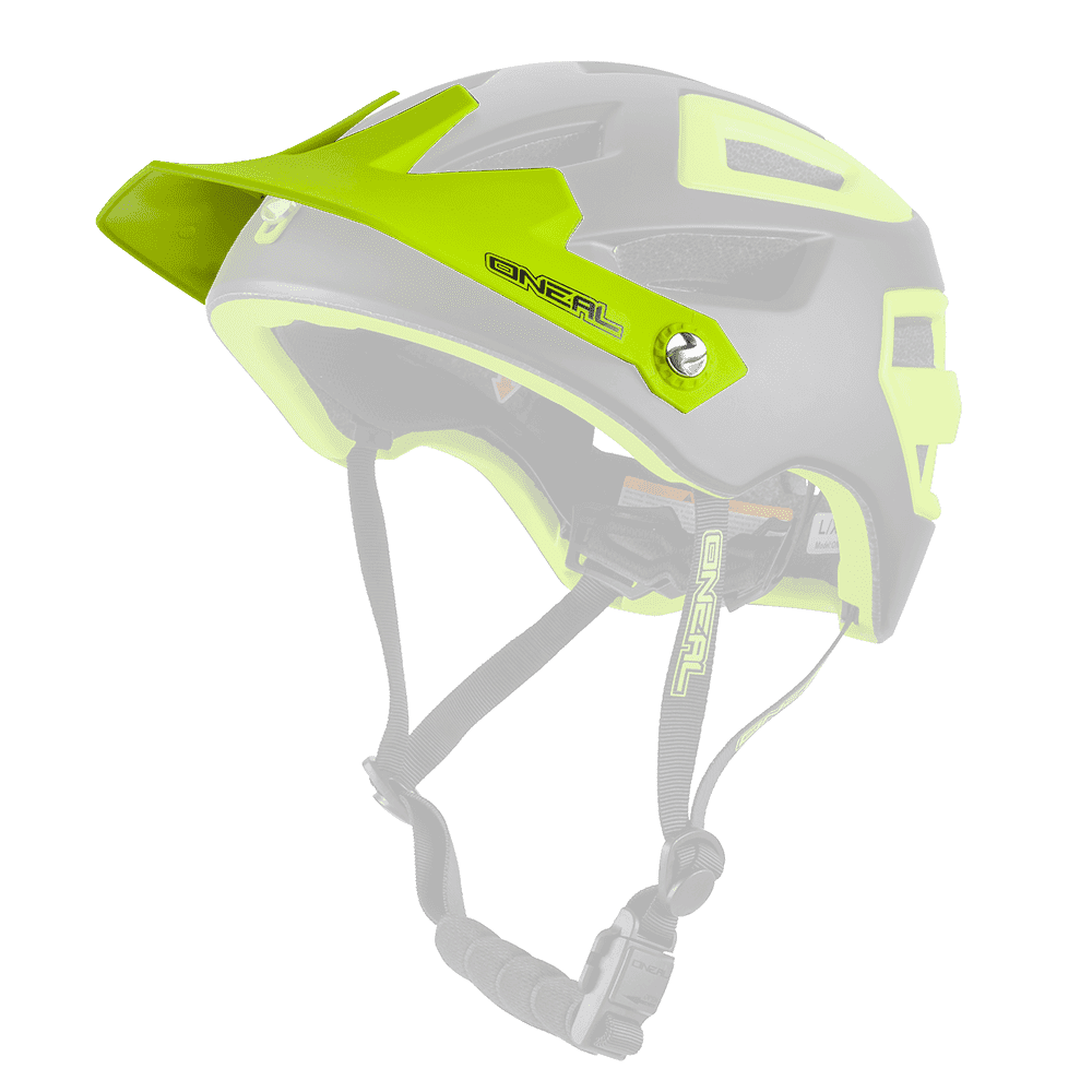 Visiera Casco MTB O'Neal PIKE  NEON YELLOW