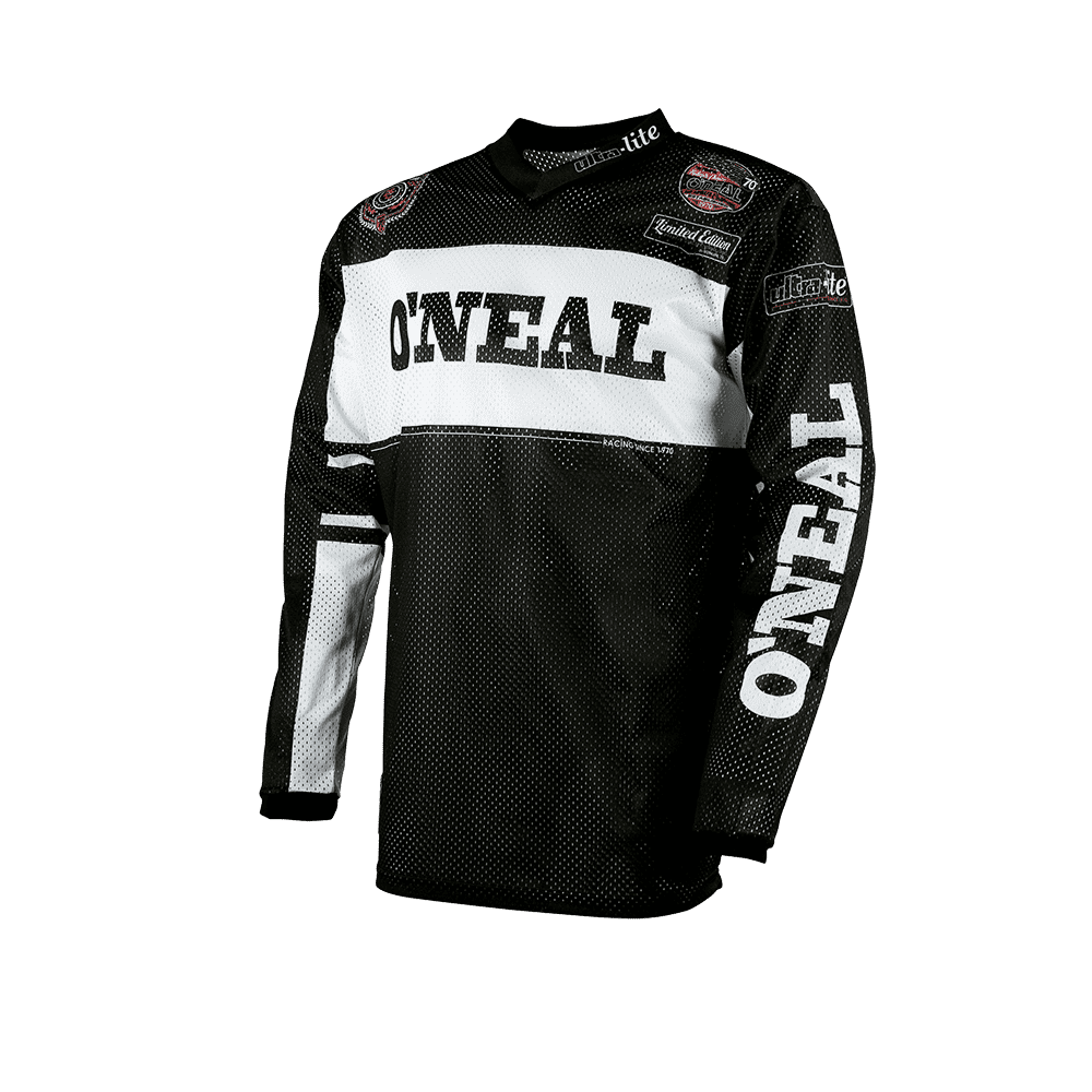 ULTRA LITE 75 Jersey black/white XXL - ULTRA LITE 75 Jersey black/white XXL