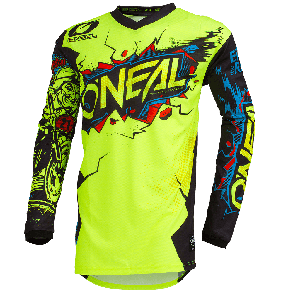 oneal jersey