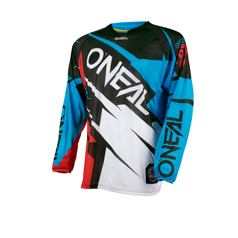 Hardwear Jersey FLOW JAG blue/red XXL - Hardwear Jersey FLOW JAG blue/red XXL