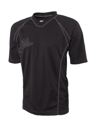 Pin It II Enduro/FR Short Sleeve Jersey black S - Fahrradteile-, Bike- & Motocross-Shop | Zweiradtreff-Fritzsche.de