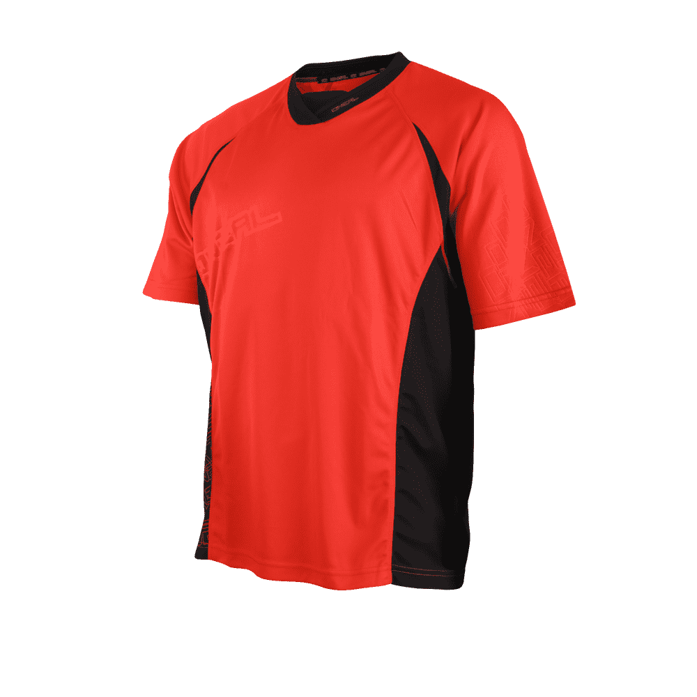 Pin It III Jersey red L - Pin It III Jersey red L