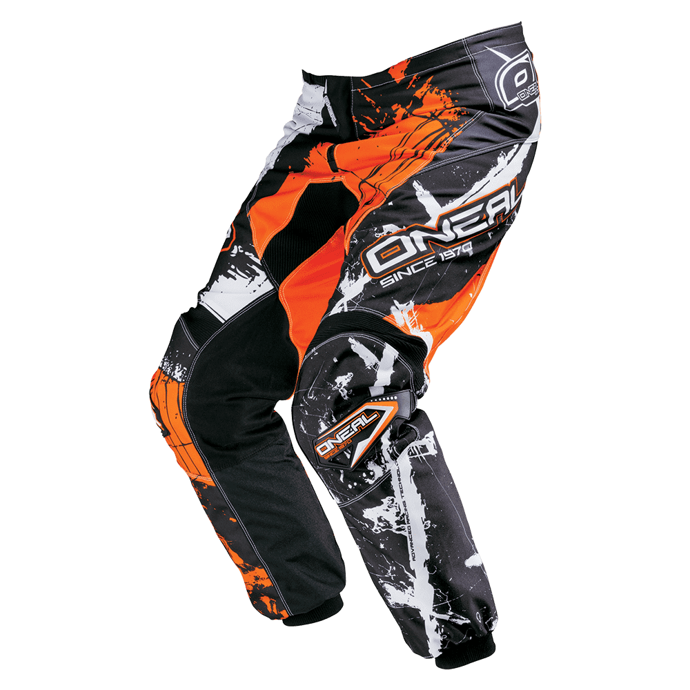 ELEMENT Pants SHOCKER black/orange 28/44 - ELEMENT Pants SHOCKER black/orange 28/44