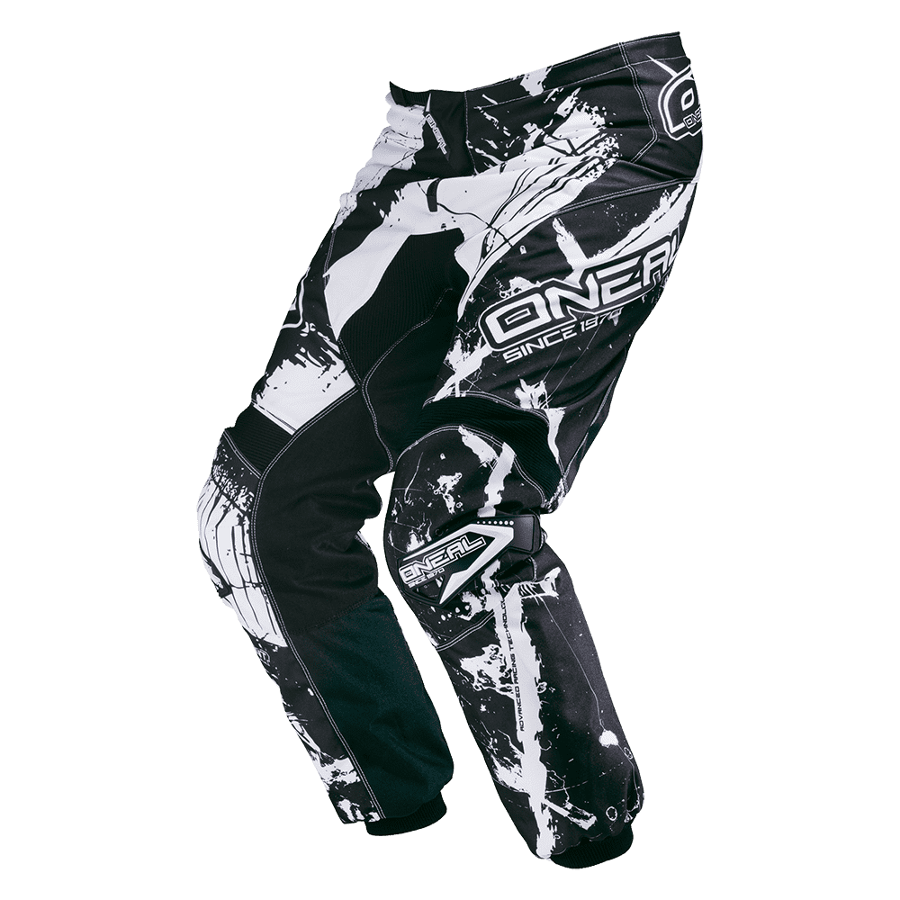 ELEMENT Pants SHOCKER black/white 40/56 - ELEMENT Pants SHOCKER black/white 40/56