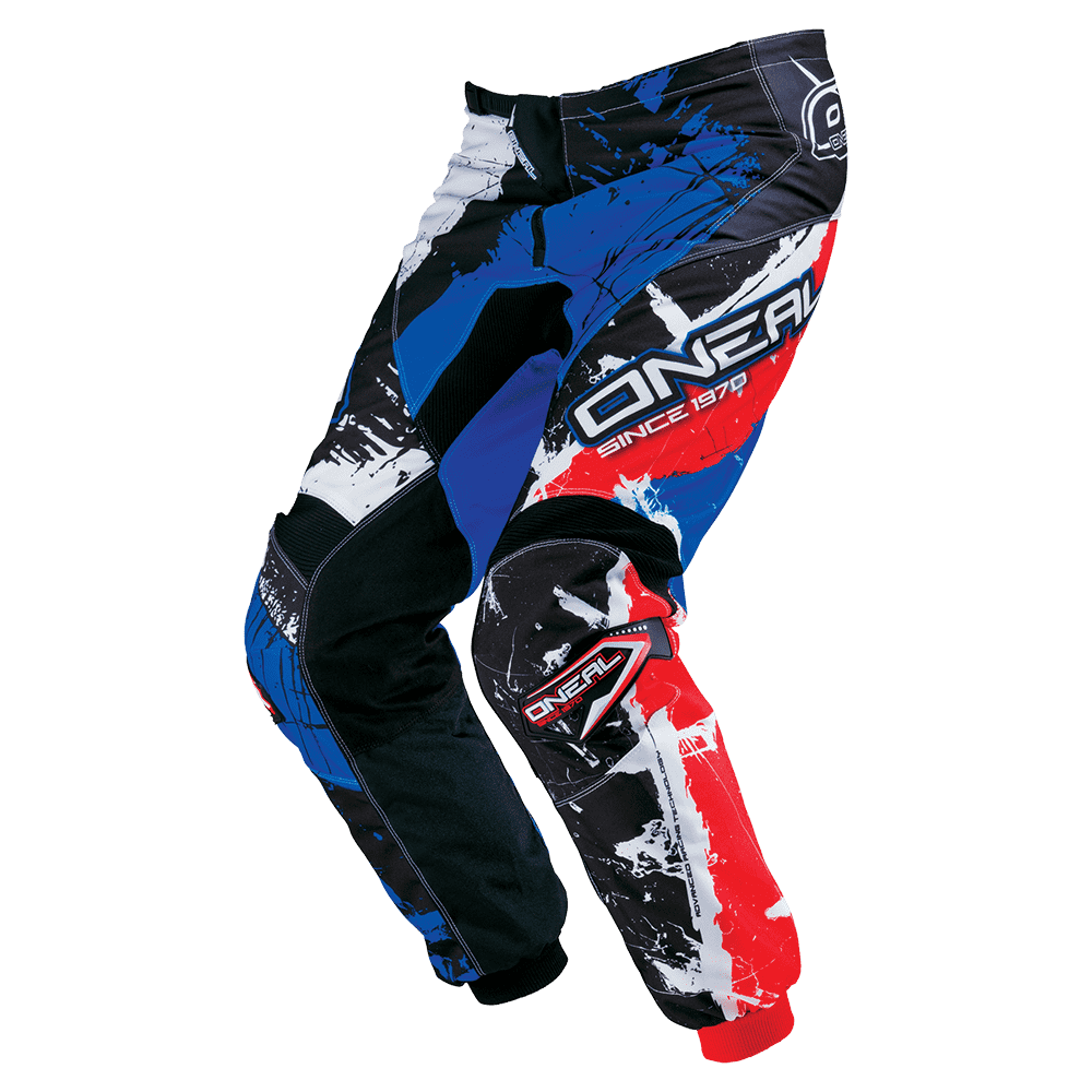 ELEMENT Youth Pants SHOCKER black/blue/red 28 (16/18) - ELEMENT Youth Pants SHOCKER black/blue/red 28 (16/18)