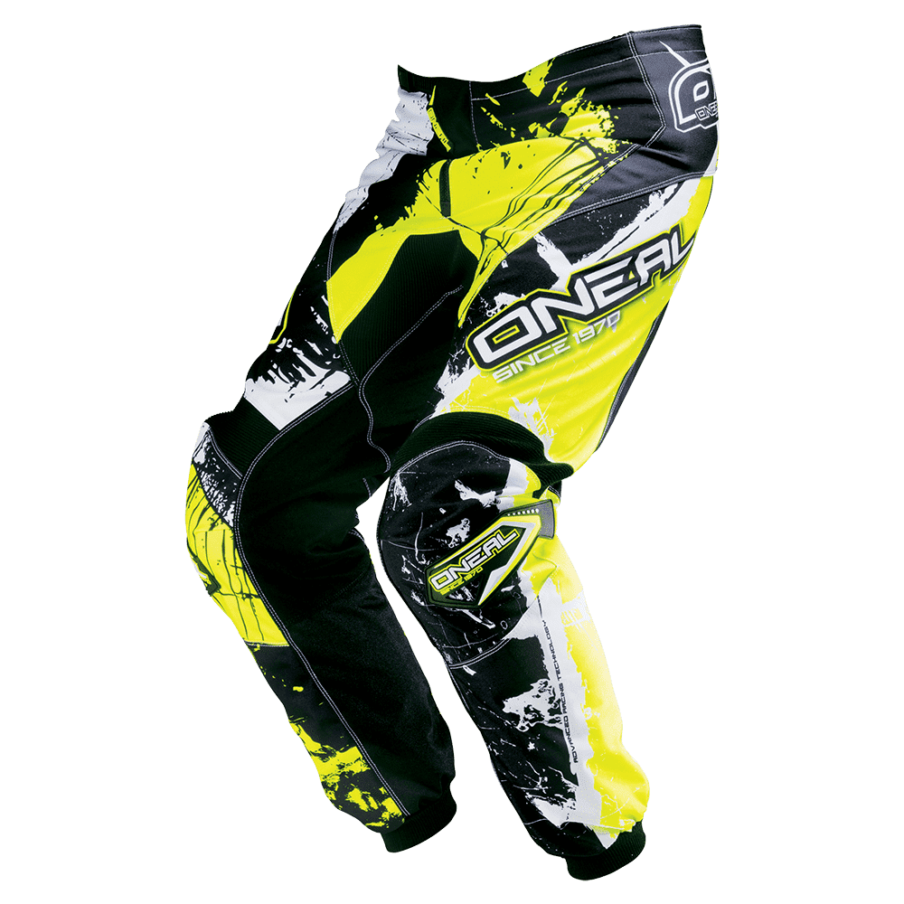 ELEMENT Pants SHOCKER black/hi-viz 36/52 - ELEMENT Pants SHOCKER black/hi-viz 36/52