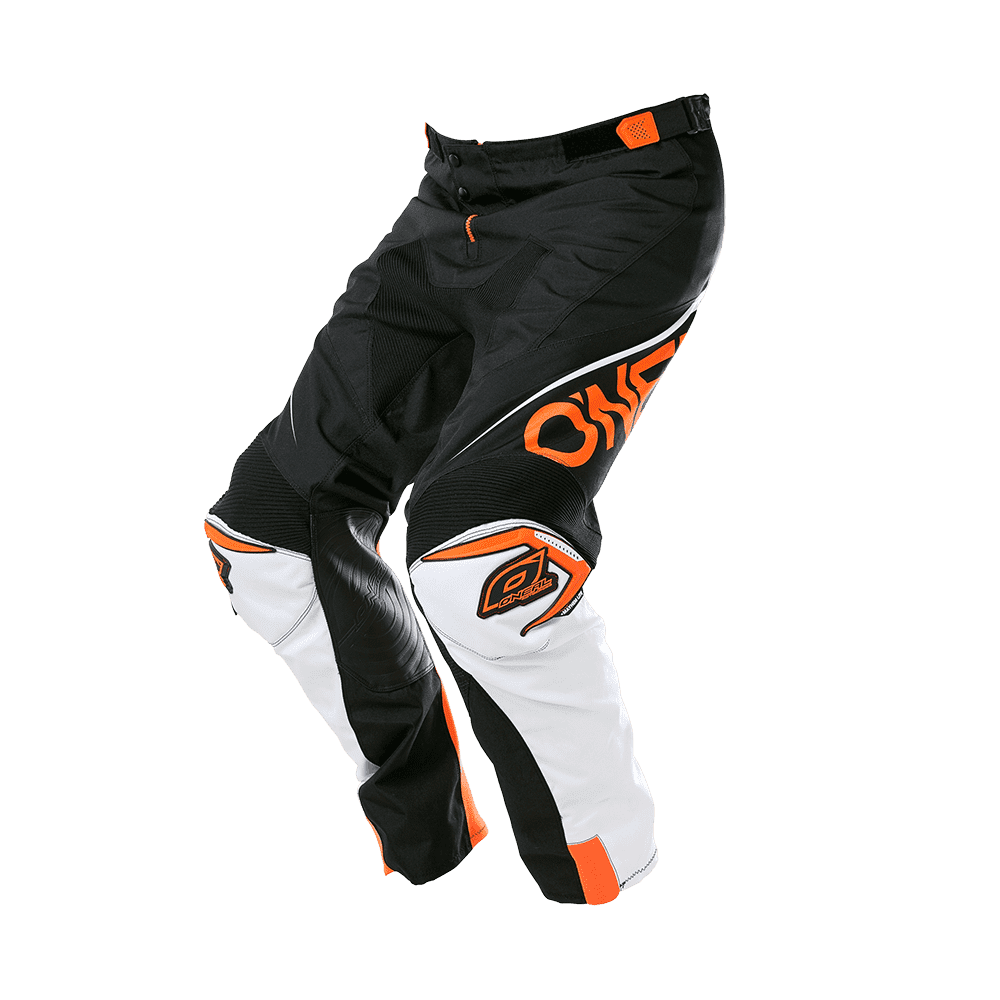 MAYHEM LITE Pants BLOCKER black/white/orange 38/54 - MAYHEM LITE Pants BLOCKER black/white/orange 38/54