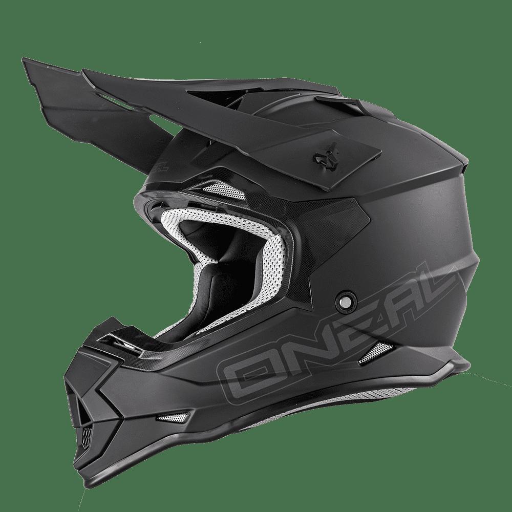 2Series RL Helmet FLAT black M (57/58cm) - 2Series RL Helmet FLAT black M (57/58cm)