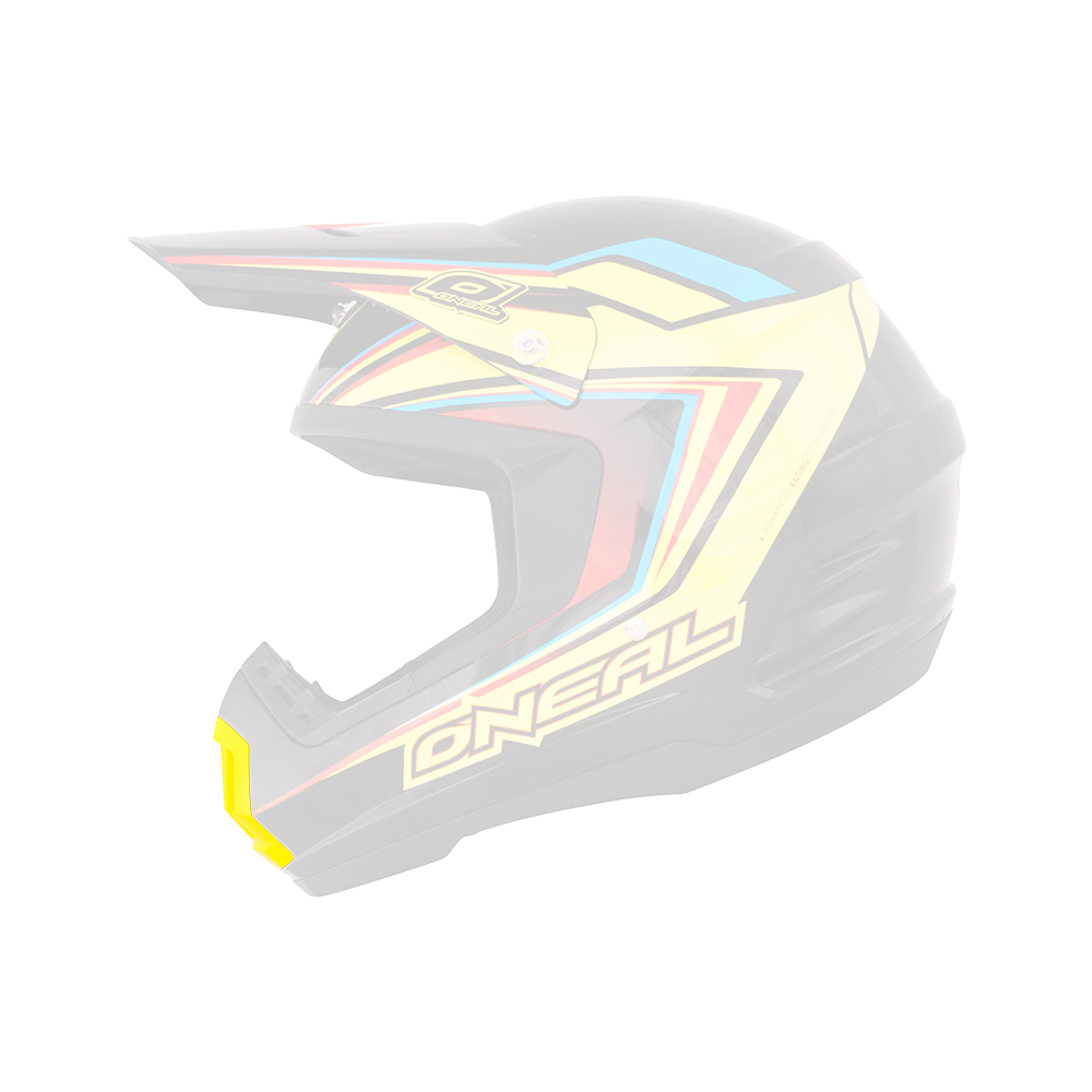 Mouthpiece 2Series Helmet yellow -2015 - Mouthpiece 2Series Helmet yellow -2015