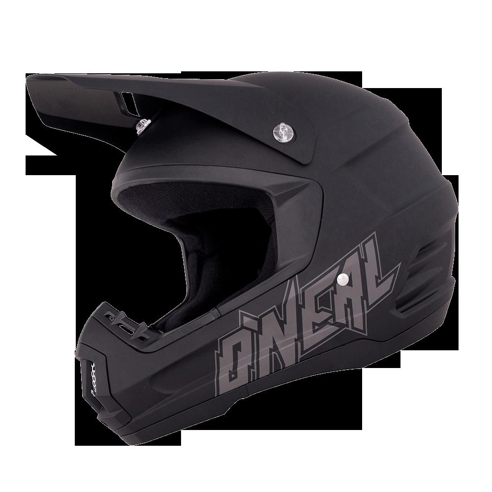 Spare Visor 2Series Helmet FLAT black - Spare Visor 2Series Helmet FLAT black