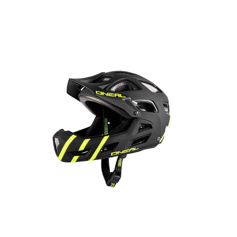 Thunderball PRO Youth Helmet black/hi-viz XXS/52-S/56 - Thunderball PRO Youth Helmet black/hi-viz XXS/52-S/56