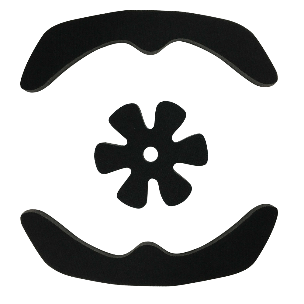 Size Pads for O`Neal Sound Helmet / L-Helmet - Size Pads for O`Neal Sound Helmet / L-Helmet